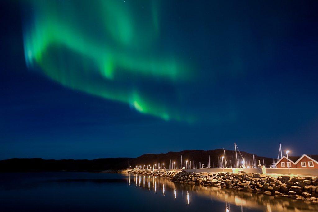 Polarlichtreisen