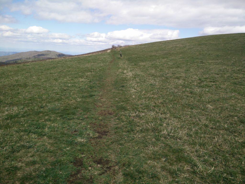 Bald, Appalachian Trail