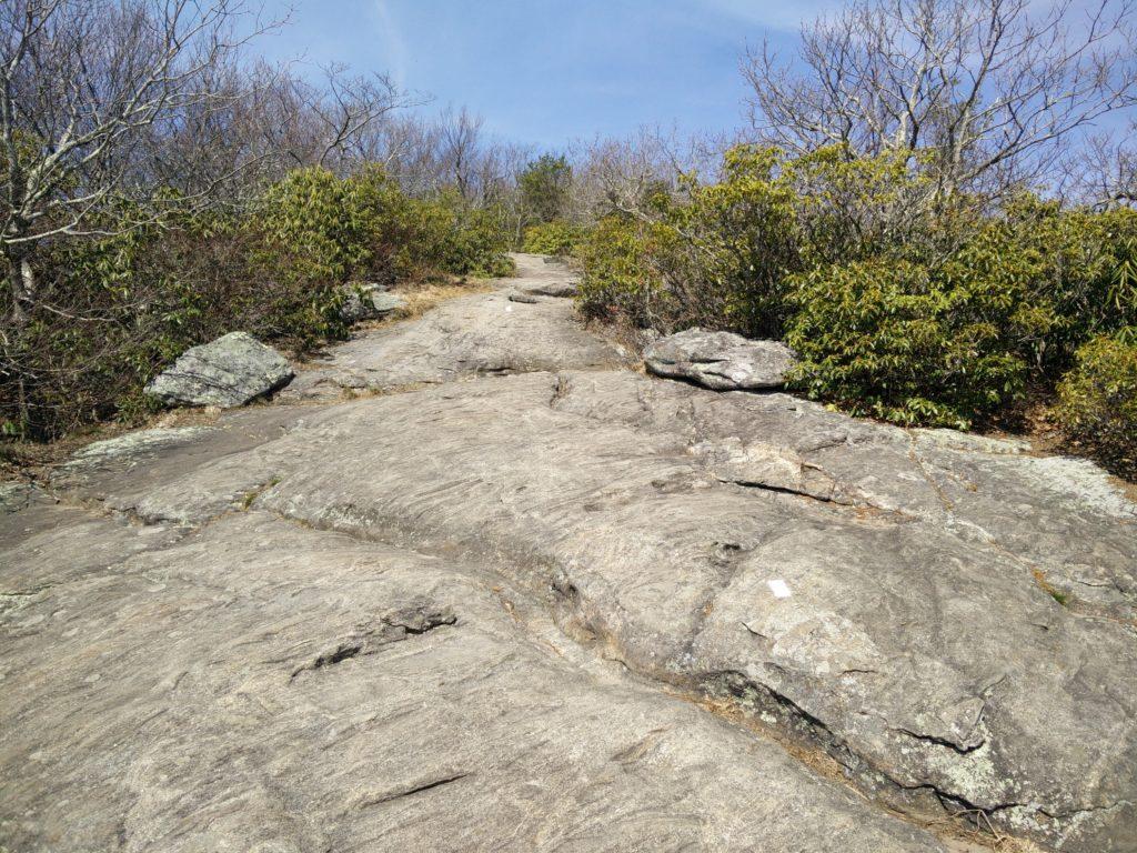 Appalachian Trail Übersicht - Georgia