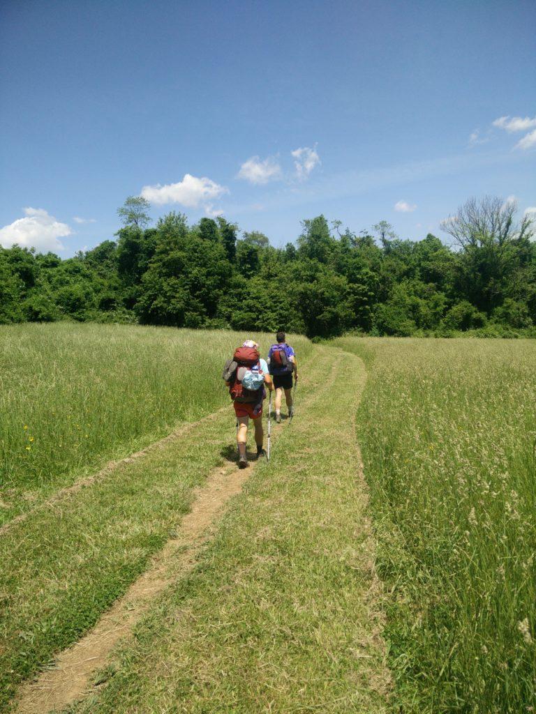 Appalachian Trail Übersicht - Maryland