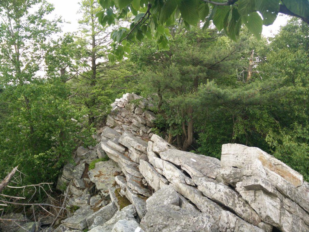 Appalachian Trail Übersicht - Pennsylvania