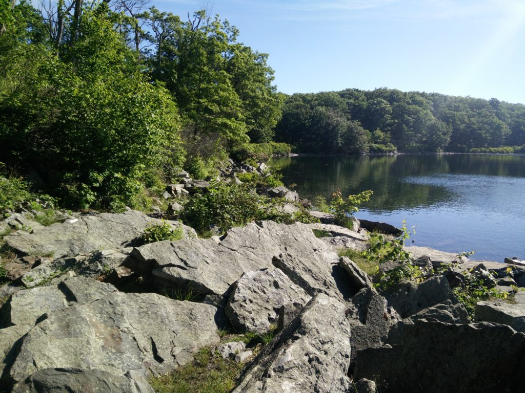 Appalachian Trail Übersicht - New Jersey