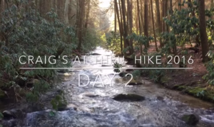 Appalachian Trail Videotagebuch