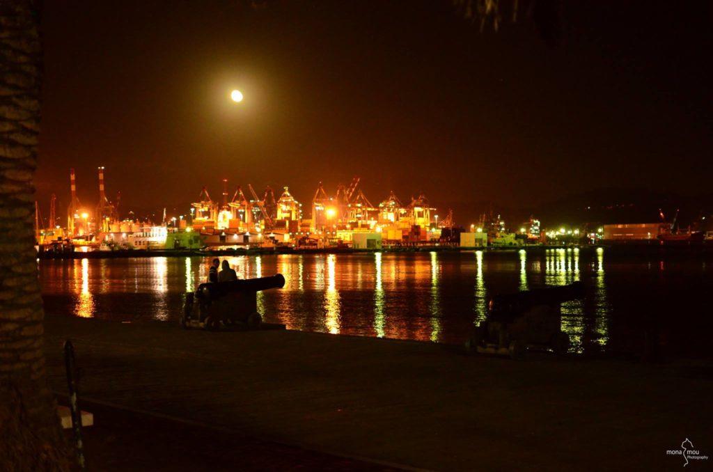 La Spezia bei Nacht, Bild: Mona Mou Photography