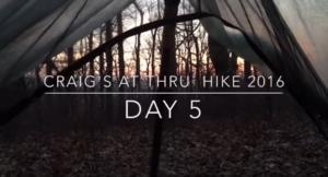 appalachian Trail Videotagebuch 5